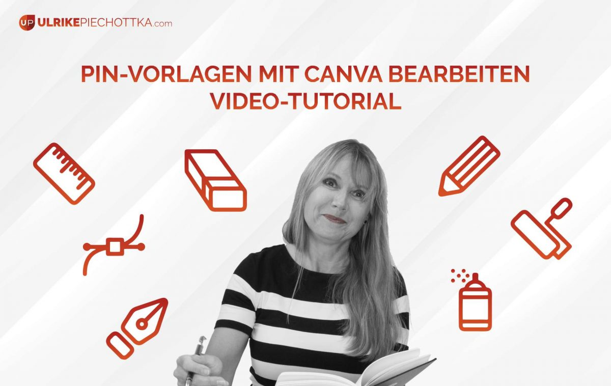Video-Tutorial – Pins erstellen mit Canva